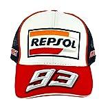 Honda Repsol Marc Marquez 93 Moto GP Baseball Cap Trucker Official 2018
