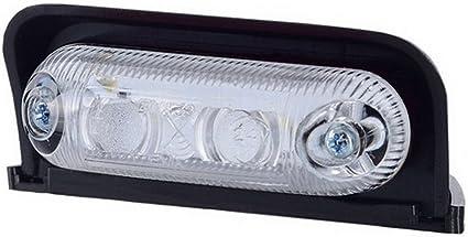 1 X 3 Smd Led Weiß Dachleuchte Begrenzungsleuchte Seitenleuchte 12v 24v Mit E Prüfzeichen Positionsleuchte Anhänger Wohnwagen Lkw Pkw Leuchte Licht Auto