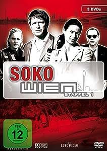 SOKO Wien - Staffel 1 [Alemania] [DVD]