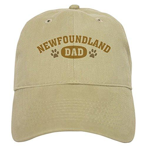 CafePress - Newfoundland Dad Cap - Baseball Cap with Adjustable Closure, Unique (Newfoundland Baseball Cap)