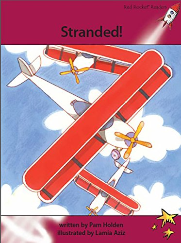 Download Stranded! (Red Rocket Readers) PDF