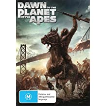 Dawn of the Planet of the Apes | NON-USA Format | PAL | Region 4 Import - Australia