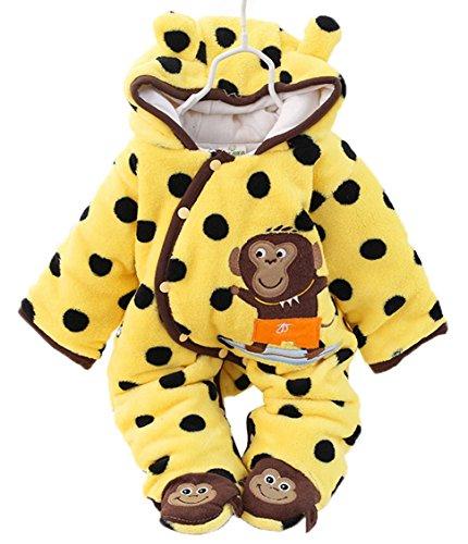 Monkey Newborn Diapers - 1