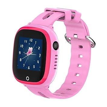 KJRJSB SmartWatch niños Niños Teléfono Inteligente Reloj ...