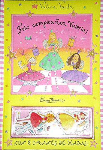 ¡Feliz cumpleaños, Valeria! (Valeria Varita)