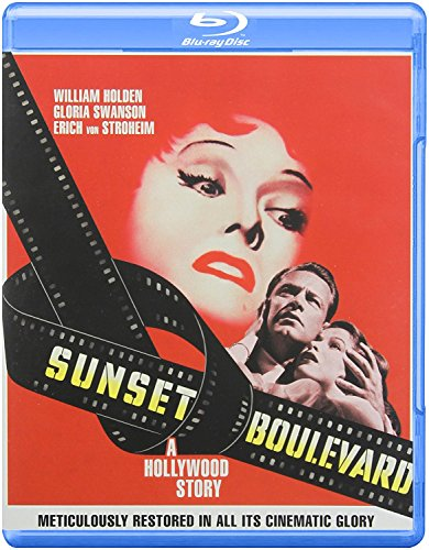 Blu-ray : Sunset Boulevard (Widescreen, Dolby, , Dubbed)
