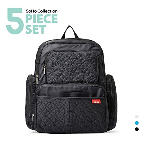 SoHo backpack Manhattan insulated multifunction