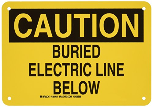Electrical Hazard Sign - 7