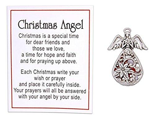Small Angel Charm (Ganz Small Metal Christmas Pocket Charm (Christmas Angel))