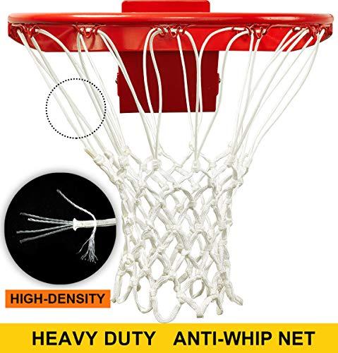 Best Heavy Duty Basketball Net - PROGOAL Professional Heavy Duty Basketball net