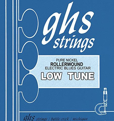 GHS Nickel Rockers Lo Tune SRV Set - Nickel Rockers Electric Guitar Strings