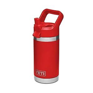 YETI Rambler Jr. 12 oz Kids Bottle w/Straw Cap
