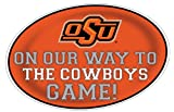 Oklahoma State Cowboys Game Day Magnet