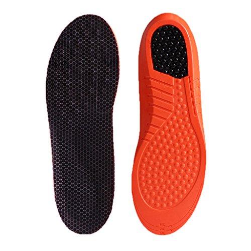 Sohlen Arbeitsschuhe Gel Sharplace Multi 1 Sportschuhe Fersenschutz Einlegesohlen Stoßdämpfung Komfort für Paar Einlegesohle Schuheinlage qSB0XwS