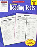 img - for Scholastic Success With Reading Tests, Grade 5 (Scholastic Success with Workbooks: Tests Reading) book / textbook / text book