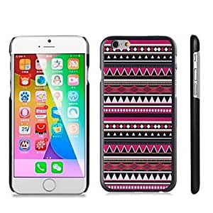 WQQ Stylish Patterned Hard Plastic Snap On Case for iPhone 6