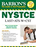 img - for Barron's NYSTCE: LAST ATS-W CST by Robert D. Postman Ed.D. (2010-08-01) book / textbook / text book