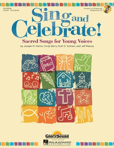 Books : Sing And Celebrate] Sacred Songs For Young Voices