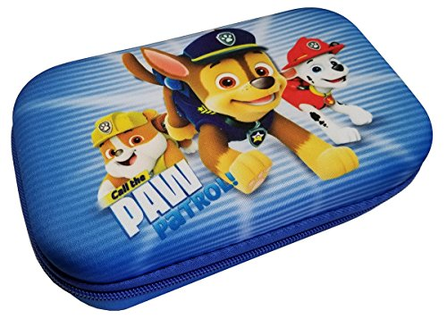 Storage Pencil Box (UPD Character Pencil Case - Hard Shell Pencil/Storage Box (Paw Patrol))