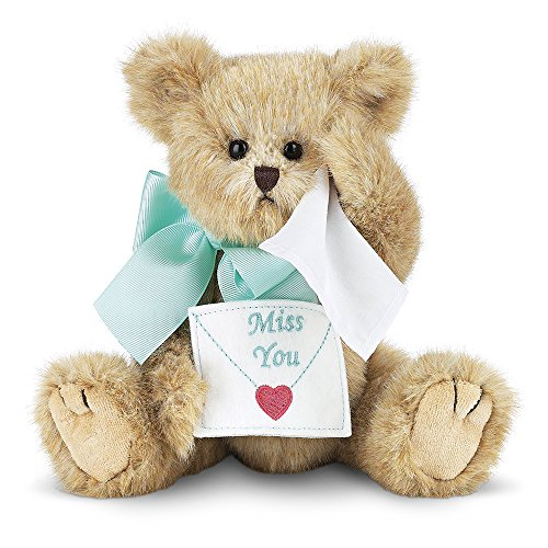 Bearington Beary Blue Without You Miss You Teddy Bear 10