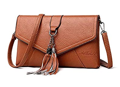 HITSAN INCORPORATION women shoulder messenger bags genuine leather handbag  female fashion crossbody bag ladies solid small 873f002fa1e07