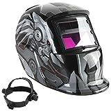 2016 New Design Solar Auto Darkening Fancy Welding Helmet TIG MIG Weld Welder Lens Grinding Mask
