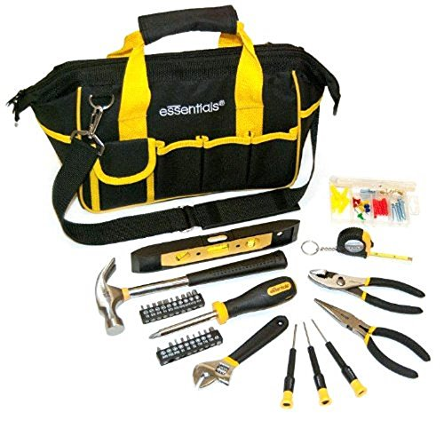 GNS21044-32-Piece Expanded Tool Kit with Bag - Great Little Bag