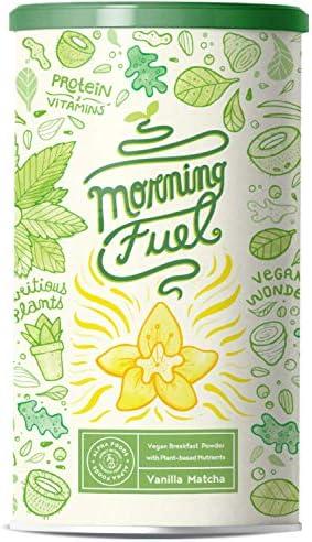 Proteina Vegana - Morning Fuel - Proteina Vegetal Mezcla para ...