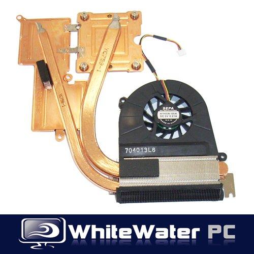 - MPC Micron Transport T2400 T2500 Laptop Heatsink & Fan