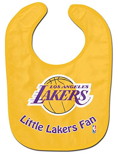 NBA Los Angeles Lakers WCRA2059914 All Pro Baby Bib