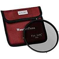 Fotodiox Pro 145mm Slim Circular Polarizer (CPL) Filter - Pro1 CPL Filter (works with WonderPana 145 & 66 Systems)