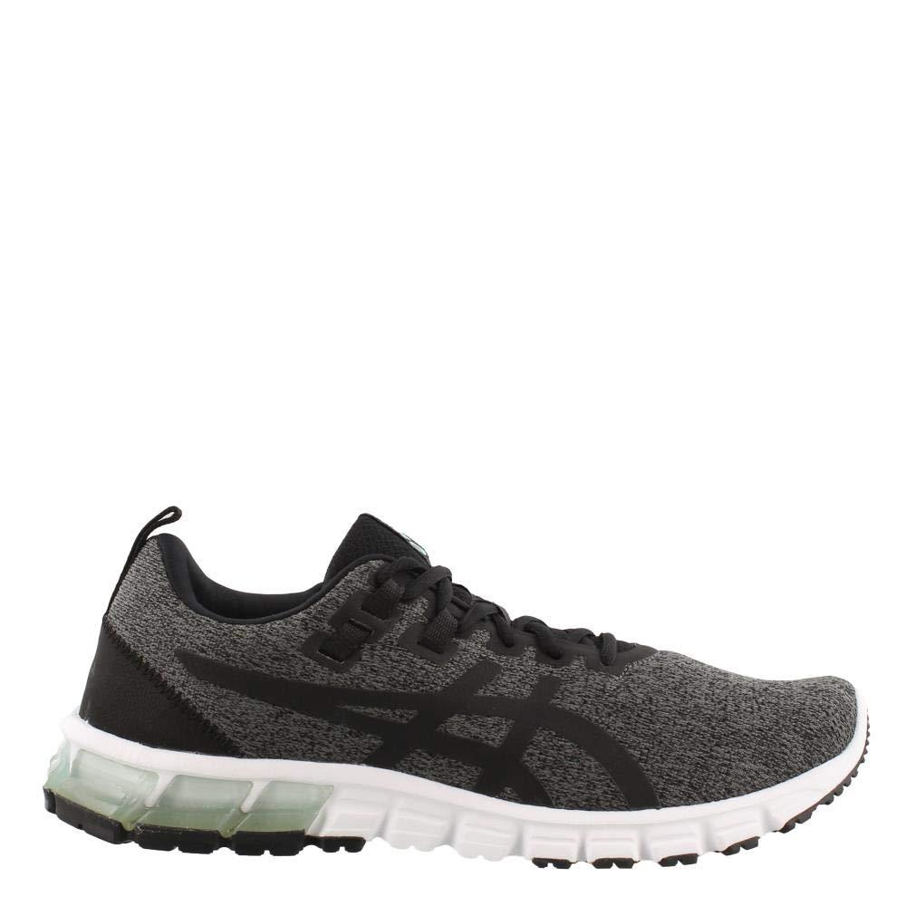 Dark Grey Black 10 M US ASICS Women's GelQuantum 90 Running shoes