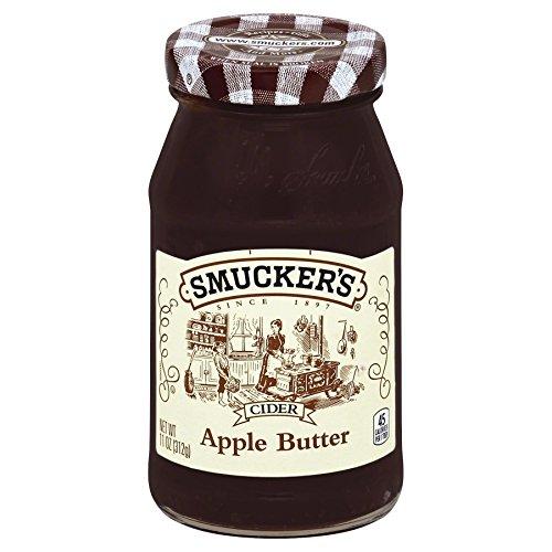 Smucker's Cider Apple Butter, 11 Ounce