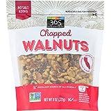 365 Everyday Value Chopped Walnuts, 8 oz