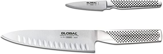 Global 8541908688 2 Piece Knife Set