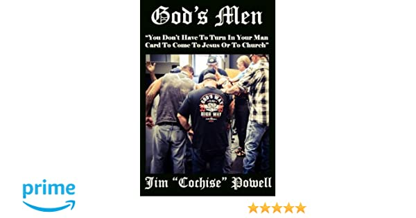 Gods Men You Do Not Have To Turn In Your Man Card To Come To