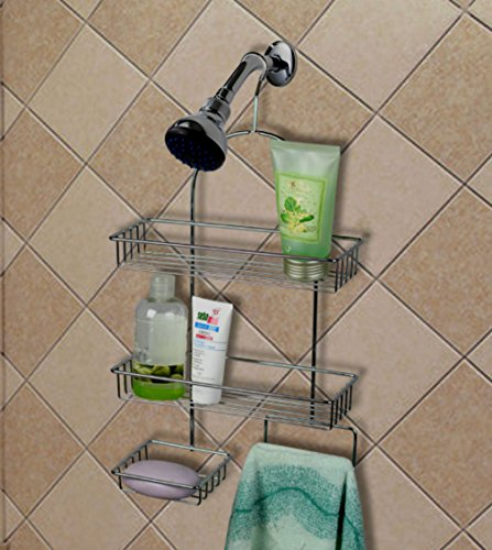 Deluxe Functional Hanging Bathroom Storage product image