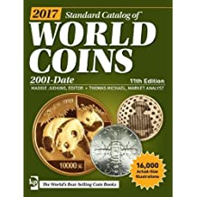 2017 Standard Catalog of World Coins, 2001-Date