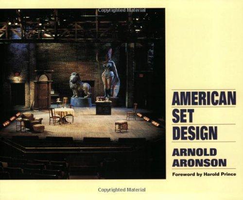 American Set Design (Bk. 1)