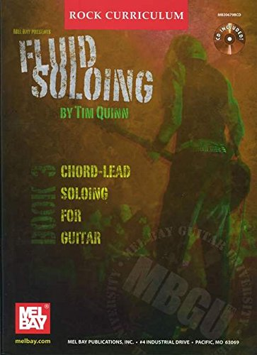 Download MBGU Rock Curriculum: Fluid Soloing, Book 3 Chord-Lead Soloing for Guitar ebook
