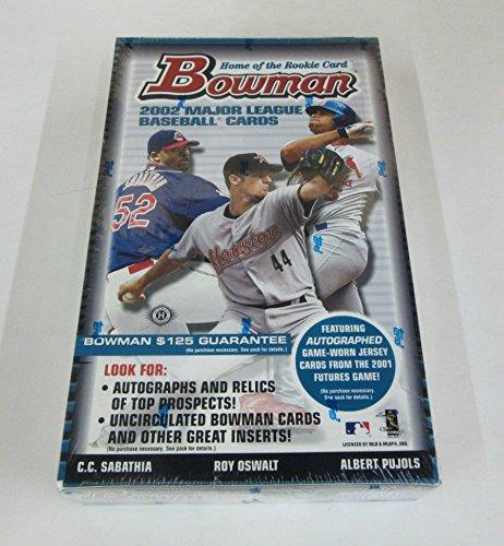 2002 Bowman Baseball Box (Hobby) ()