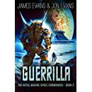 Guerrilla (The Royal Marine Space Commandos Book 2)