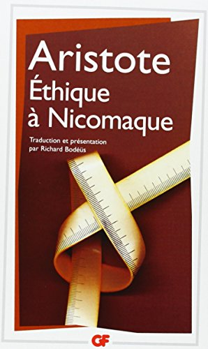 Éthique de Nicomaque
