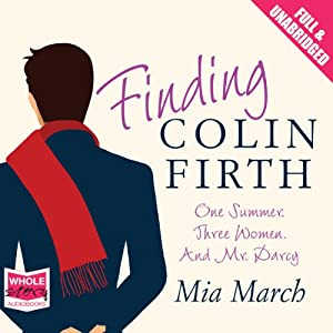 Finding Colin Firth Audiobook