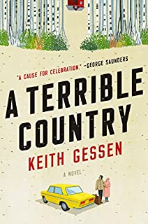 Book Cover: A Terrible Country: A Novel