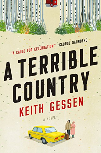 Book Cover: A Terrible Country: A Novel
