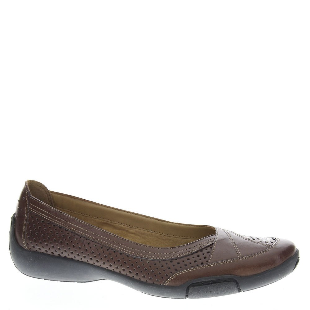 Auditions Verona II Women's Slip On B00IZL9D9A 12 B(M) US|Coffee Bean