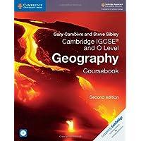 Cambridge IGCSE and O level geography. Coursebook. Per le Scuole superiori. Con CD-ROM