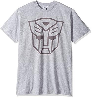 Transformers Men's Classic Autobots Logo T-Shirt