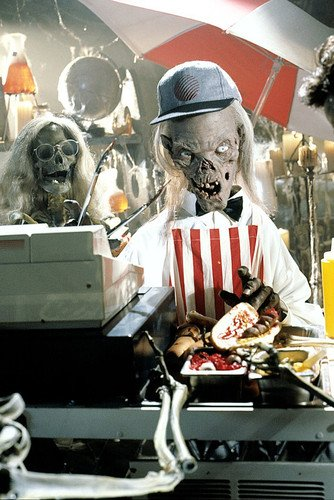 Tales From The Crypt 24x36 Poster fast food restaurant